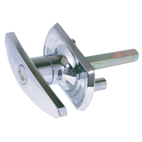 Garage door handle lock
